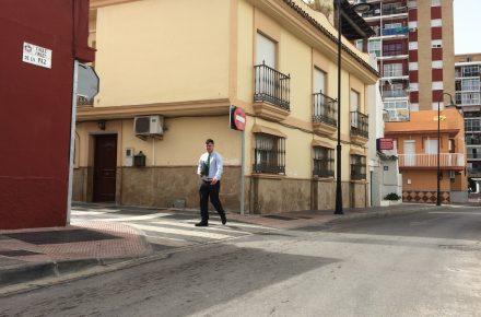 Calle Virgen de la Paz Juncal