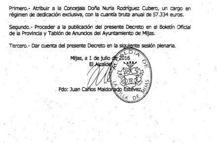 Decreto Subida Sueldo Nuria