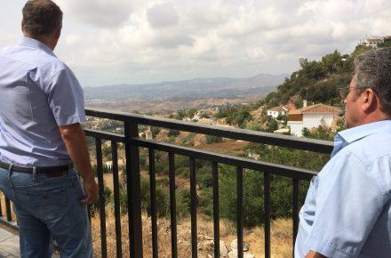 Nozal y González saneamiento oeste Mijas Pueblo