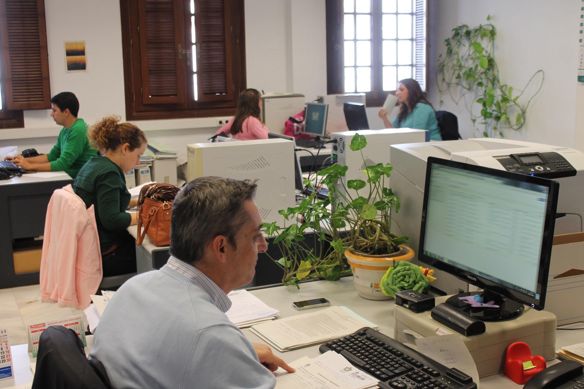El ayuntamiento inicia una campa a de revisi n del padr n for Oficina del censo electoral