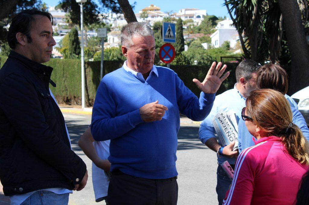 Nozal con vecinos Cerros del Águila